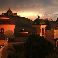 Africa, South Africa, Johanessburg. D'Oreale Grande Hotel.