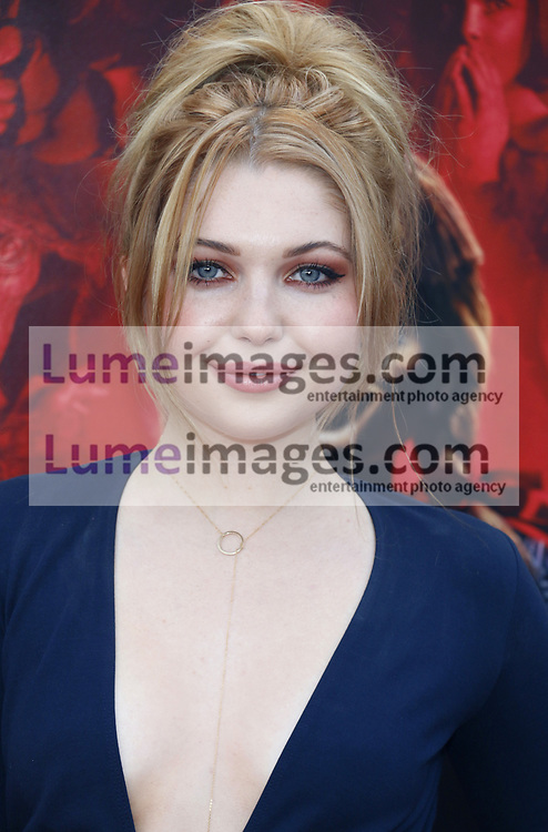 Sammi Hanratty at the Los Angeles premiere of 'Annabelle Comes Home' held at the Regency Village Theatre in Westwood, USA on June 20, 2019.