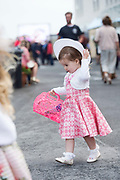 29/07/2017 Kaitlin Mahon from Shannonbridge Co. Offaly  on Plate day of the Galway Races.   Photo:Andrew Downes, xposure<br />  Kaitlin Mahon from Shannonbridge Co. Offaly