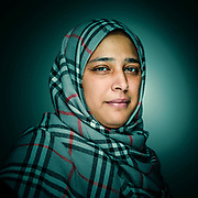 Portrait of author Saadia Faruqi Houston, Texas Tuesday June 9, 2015.<br /> Saadia Faruqi is a Pakistani American writer of fiction and nonfiction who lives in Houston, TX with her husband and two children. She writes for a number of print and online publications about the global contemporary Muslim experience. Saadia Faruqi newest book entitled Brick Walls and is a collection of short stories. (Billy Smith II / Houston Chronicle)