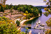 Poets Cove Resort and Spa, South Pender Island, British Columbia, Canada