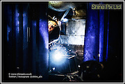 Picture by Shaun Fellows / Shine Pix Worcester Bosch Build a boiler event at Claycross  26th October 2016