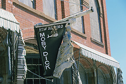 Moby Dick Sign