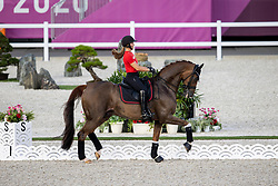 Dufour Cathrine, DEN, Bohemian<br /> Olympic Games Tokyo 2021<br /> © Hippo Foto - Dirk Caremans<br /> 21/07/2021