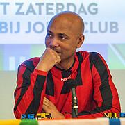 NLD/Zeist/20191123 - Voetbal selectiedag Nederlandse artiesten, Humberto Tan