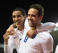 England U21 v Portugal 131114