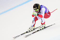 January 19, 2018 - Cortina D'Ampezzo, Dolimites, Italy - Lara Gut of Switzerland competes  during the Downhill race at the Cortina d'Ampezzo FIS World Cup in Cortina d'Ampezzo, Italy on January 19, 2018. (Credit Image: © Rok Rakun/Pacific Press via ZUMA Wire)