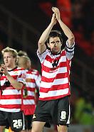 Doncaster Rovers v Burnley 281208