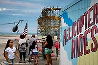 Wildwood, NJ.<br /> Photograph by Alan Brian Nilsen©Alan Brian Nilsen