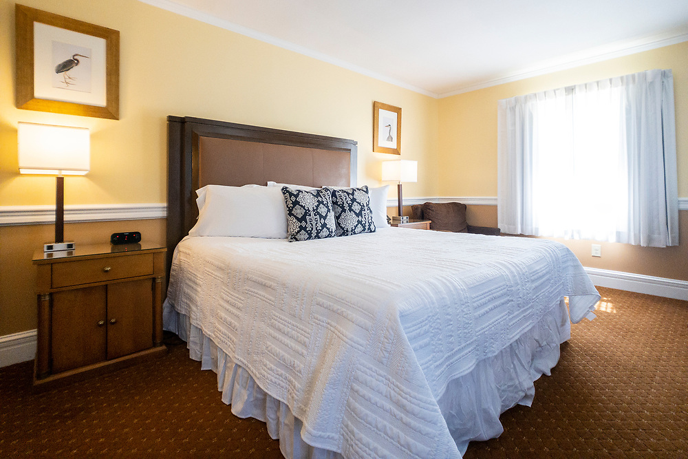 The Uptown Executive Suite at Inn on the Square in Greenwood, South Carolina on Friday, July 31, 2020. Copyright 2020 Jason Barnette