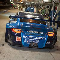 #88 Porsche 911 RSR (997), Team Felbermayr-Proton, Drivers: Reid/Roda/Ruberti, Le Mans 24H, 2012