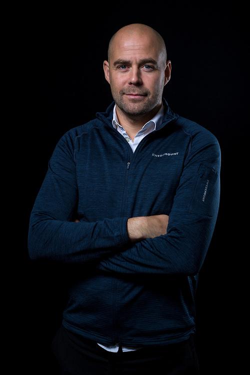 ÖSTERSUND 20210922<br /> Rikard Grip - Generalsekreterare<br /> Porträttfotografering - Svenska Skidskytteförbundet<br /> <br /> Foto: Per Danielsson/Projekt.P