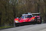 May 4-6 2018: IMSA Weathertech Mid Ohio. 77 Mazda Team Joest, Mazda DPi, Oliver Jarvis, Tristan Nunez