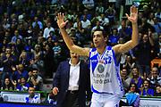 DESCRIZIONE : Sassari Lega A 2012-13 Dinamo Sassari Lenovo Cantù Quarti di finale Play Off gara 5<br /> GIOCATORE : Drew Gordon<br /> CATEGORIA : Esultanza<br /> SQUADRA : Dinamo Sassari<br /> EVENTO : Campionato Lega A 2012-2013 Quarti di finale Play Off gara 5<br /> GARA : Dinamo Sassari Lenovo Cantù Quarti di finale Play Off gara 5<br /> DATA : 17/05/2013<br /> SPORT : Pallacanestro <br /> AUTORE : Agenzia Ciamillo-Castoria/M.Turrini<br /> Galleria : Lega Basket A 2012-2013  <br /> Fotonotizia : Sassari Lega A 2012-13 Dinamo Sassari Lenovo Cantù Play Off Gara 5<br /> Predefinita :