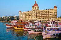 Inde, Maharashtra, Mumbai (Bombay), hotel Taj Mahal Palace // India, Maharashtra, Mumbai (Bombay), Taj Mahal Palace hotel