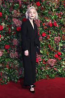 Olivia Vinall, 64th Evening Standard Theatre Awards, Theatre Royal Drury Lane, London UK, 18 November 2018, Photo by Richard Goldschmidt