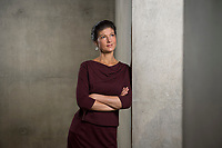16 MAY 2016, BERLIN/GERMANY:<br /> Sahra Wagenknecht, MdB, Die Linke, Fraktionsvorsitzende DIe Linke Bundestagsfraktion, Jakob-Kaiser-Haus, Deutscher Bundestag<br /> IMAGE: 20170516-02-003