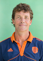 ARNHEM - Manager MARK TEEUWISSE. Nederlands hockeyteam mannen op weg naar de Olympische Spelen in Rio. COPYRIGHT KOEN SUYK