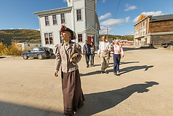 Parks Canada Historic Walking Tour in Dawson City, Yukon