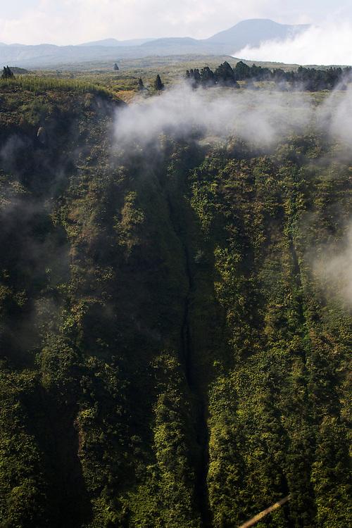 White Road Hike, Waimea Hawaii, Big Island, Hawaii.