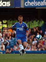 Photo: Tony Oudot.<br /> Chelsea v Blackburn Rovers. The FA Barclays Premiership. 15/09/2007.<br /> Steve Sidwell of Chelsea