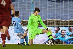 180112 Man City U23 v Liverpool U23