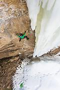 Aaron Mulkey on Super Fly M8, Pilot Creek, Wyoming