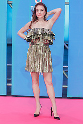 Lindsey Lohan attend the MTV Europe Music Awards held at the Bilbao Exhibition Centre, Spain on November 4, 2018. Photo by Archie Andrews/ABACAPRESS.COM