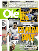 March 30, 2021 (LATIN AMERICA): Front-page: Today's Newspapers In Latin America