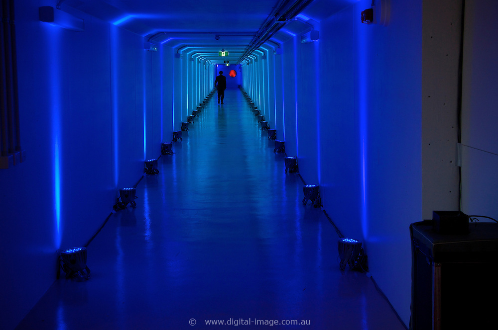 The imaging and medical beamline transfer tunnel at the Australian Synchrotron