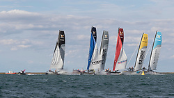 WMRT Chicago Match Cup, Chicago Yacht Club, Chicago, IL. 27th September 2017.