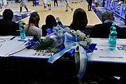 DESCRIZIONE : Beko Legabasket Serie A 2015- 2016 Dinamo Banco di Sardegna Sassari - Sidigas Scandone Avellino <br /> GIOCATORE : Antonella Senes<br /> CATEGORIA : Before Pregame<br /> SQUADRA : Dinamo Banco di Sardegna Sassari<br /> EVENTO : Beko Legabasket Serie A 2015-2016 <br /> GARA : Dinamo Banco di Sardegna Sassari - Sidigas Scandone Avellino <br /> DATA : 28/02/2016 <br /> SPORT : Pallacanestro <br /> AUTORE : Agenzia Ciamillo-Castoria/C.Atzori