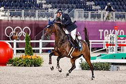 Michan Alberto, ISR, Cosa Nostra, 352<br /> Olympic Games Tokyo 2021<br /> © Hippo Foto - Stefan Lafrentz<br /> 06/08/2021