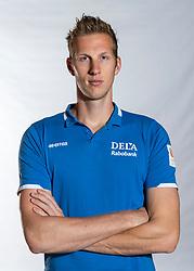 02-07-2018 NED: EC Beach teams Netherlands, The Hague<br /> Christiaan Varenhorst NED