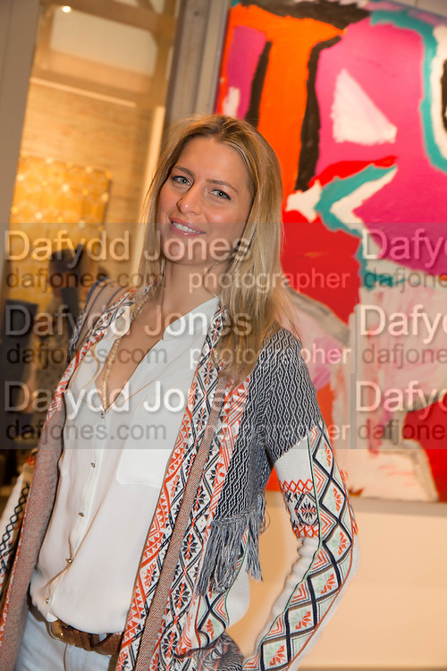 TATIANA OF GREECE, Lunch at the Ivy Club pop up-restaurant during the preview of Masterpiece Art Fair. Co-hosted by  Count & Countess Filippo Guerrini-Maraldi, and Lord<br /> Dick Daventry. 26 June 2013