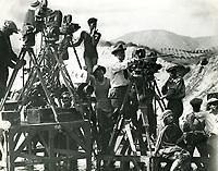 1923 Filming of Ten Commandments at Paramount Studios