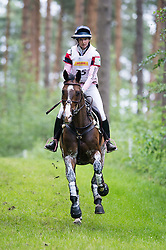 Spence Georgie (GBR) - WII Limbo <br /> Cross Country <br /> CCI4*  Luhmuhlen 2014 <br /> © Hippo Foto - Jon Stroud
