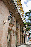 the streets of Havana are full of fabulous colonial architecture.