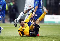 Fotball , 9. april 2012 , Adeccoligaen , 1. divisjon , Sarpsborg - Start 4-4<br /> <br /> Espen Hoff , Start