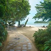 NLD/Koh Chang/20180713 - Vakantie Thailand 2018, starnd