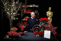 Mark Held of Mark's Garden during the Academy's Governors Ball preview for the 91st Oscars® on Friday, February 15, at the Ray Dolby Ballroom in Hollywood.