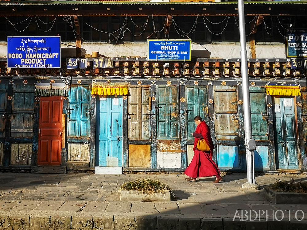 cof Thimphu, Bhutan