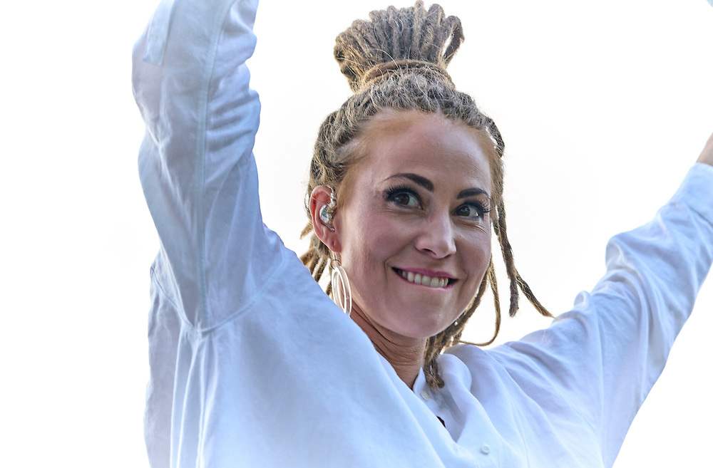 2021-07-22 Ronneby<br /> Turnépremiär Diggiloo 2021<br /> <br /> Mariette<br /> <br />  ***betalbild***<br /> <br /> Foto: Peo Möller