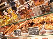 A boulangerie in Valence, Drôme region, France