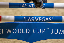 Sheikh Ali Al Thani Bin Khalid, QAT, First Devision<br /> World Cup Final Jumping - Las Vegas 2015<br /> © Hippo Foto - Dirk Caremans<br /> 15/04/2015