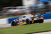 October 15-17, 2020. IMSA Weathertech Petit Le Mans: #4 Corvette Racing Corvette C8.R, GTLM: Oliver Gavin, Tommy Milner, Marcel Fassler