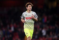 FC Koln's Yuya Osako