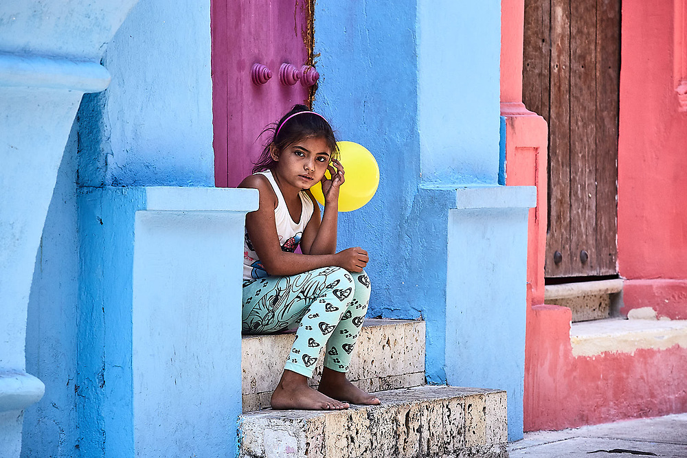 Travel Photographer Raymond Rudolph documents people and places in Cartagena, Colombia