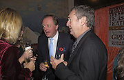Andrew Parker Bowles and Nick Mason, Tom Parker Bowles, Susan Hill and Matthew Rice host party to launch 'E is For Eating' Kensington Place. 3 November 2004.  ONE TIME USE ONLY - DO NOT ARCHIVE  © Copyright Photograph by Dafydd Jones 66 Stockwell Park Rd. London SW9 0DA Tel 020 7733 0108 www.dafjones.com