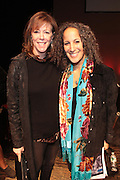 """October 20, 2012-New York, NY: (L-R) Jane Rosenthal, Co-founder, Tribeca Film Institue and Producer/Actress Gina Belafonte at From Beat Street to These Streets: Hip Hop Then and Now panel discussion and special screening of """" Beat Street"""" co-hosted by the Schomburg Center, the Tribeca Youth Screening Series & Belafonte Enterprises and held at The Schomburg Center on October 20, 2012 in Harlem, New York City  (Terrence Jennings)"""